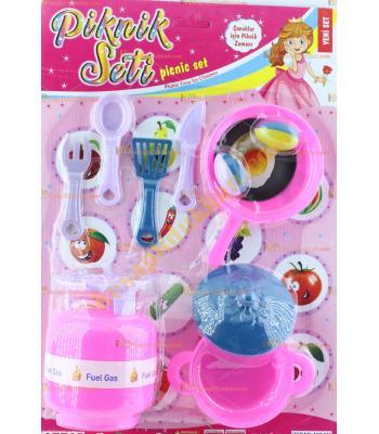 Toptan oyuncak ev seti plastik tüplü oyuncak