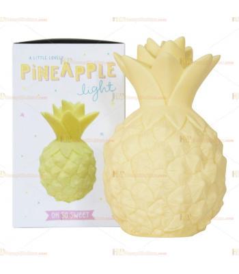 Toptan şirin ananas gece lambası sarı