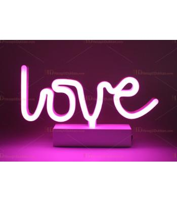 Love Lamba Led Neon Light