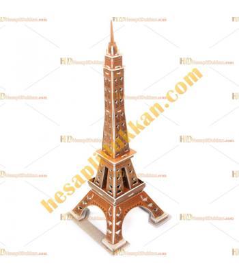 Toptan 3d puzzle eyfel kulesi 47 cm