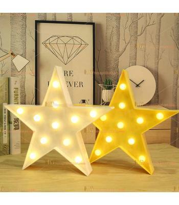 Toptan kaktüs led lamba yıldız