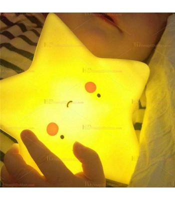 Toptan şirin yıldız gece lambası
