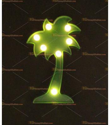 Toptan kaktüs led lamba palmiye ağacı