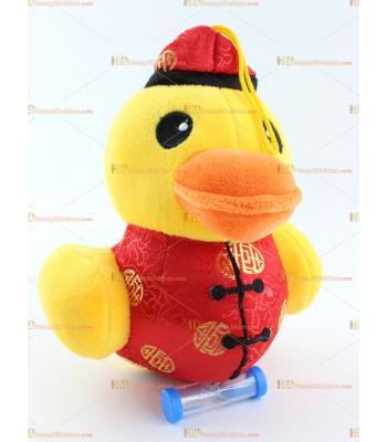 Toptan peluş oyuncak Çin sarı ördek