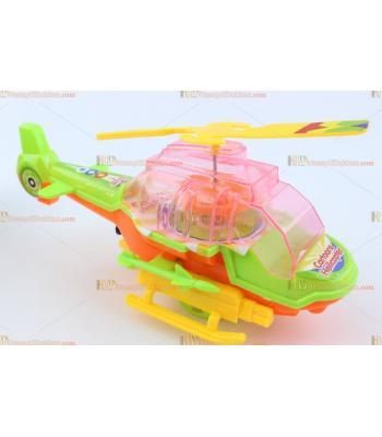 Toptan ipli promosyon oyuncak ışıklı helikopter
