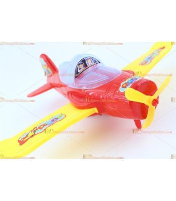 Toptan ipli promosyon oyuncak ışıklı Uçak