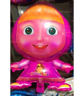 Toptan maşa helyum folyo uçan balon