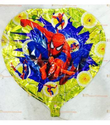 Toptan spider man helyum folyo uçan balon