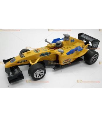 Toptan formula araba oyuncak araç çek bırak metal