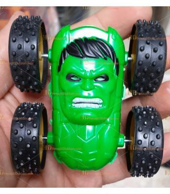 Toptan oyuncak mini it bırak figür çift taraf taklacı araba