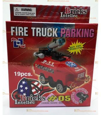 Toptan oyuncak söndürme zırhlı itfaiye aracı lego