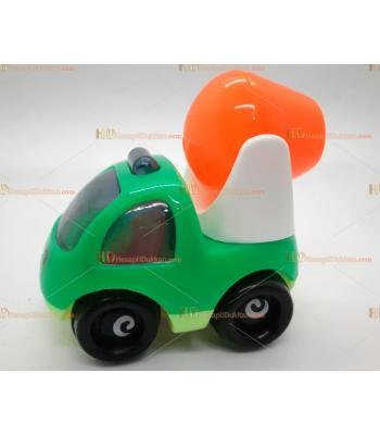 Toptan oyuncak kırılmaz araba beton mixer SM8782