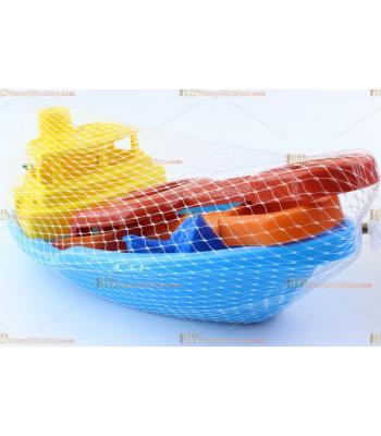 Toptan satış kum deniz havuz oyuncak gemi SM8774