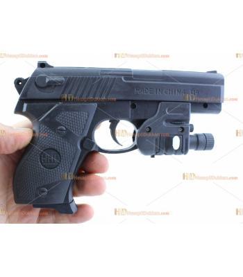 Toptan oyuncak lazerli el fenerli silah boncuk atan tabanca
