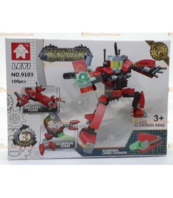 Toptan oyuncak lego robot SM8874