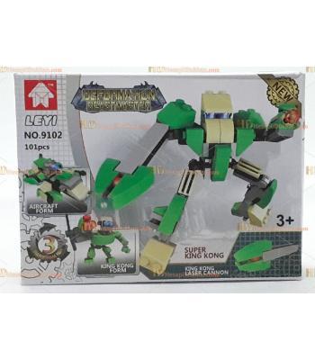 Toptan oyuncak lego robot SM8875