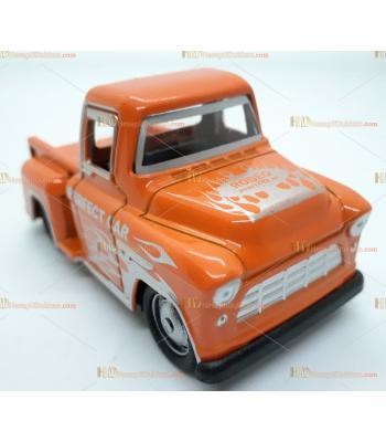 Toptan oyuncak araba çek bırak rodeo kamyonet turuncu