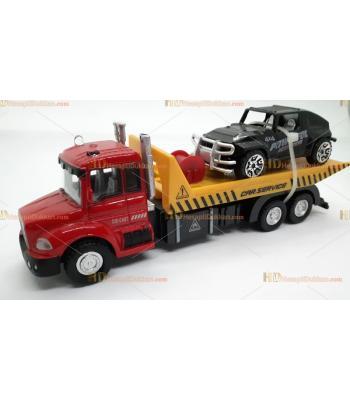 Toptan oyuncak taşıyıcı araç araba suv çek bırak metal plastik