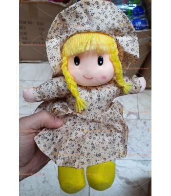Toptan oyuncak bez bebek Türkçe şarkılı