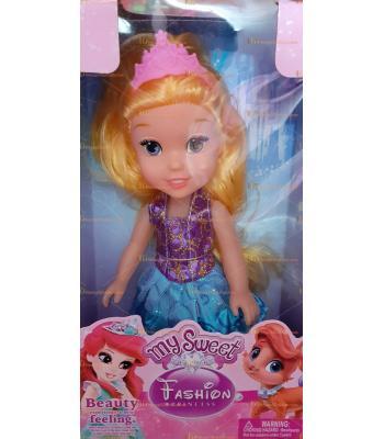 Toptan oyuncak et bebek kutulu prenses