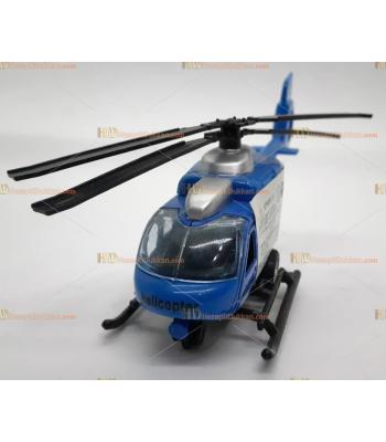 Toptan promosyon oyuncak metal çek bırak helikopter
