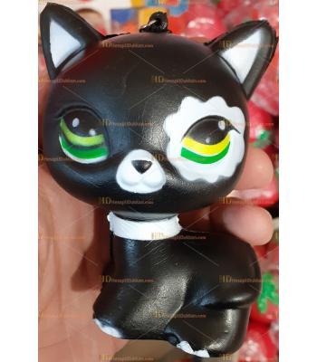Toptan ucuz fiyat kara kedi squishy