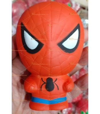 Toptan ucuz fiyat spiderman squishy