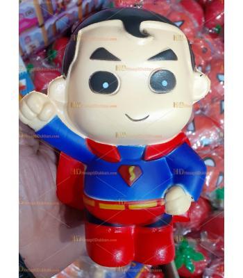Toptan ucuz fiyat superman squishy