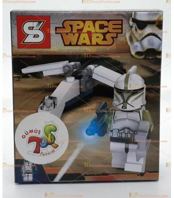 Toptan oyuncak lego yıldız savaşları asker
