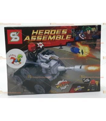 Toptan oyuncak lego yıldız savaşları tank