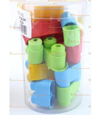 Toptan ucuz promosyon oyuncak parmak lego