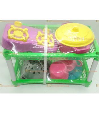 Toptan oyuncak bulaşık mutfak seti sepeti ucuz fiyat