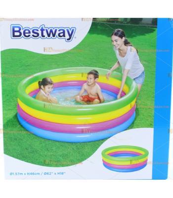 Toptan 1.57 m çocuk şişme havuzu