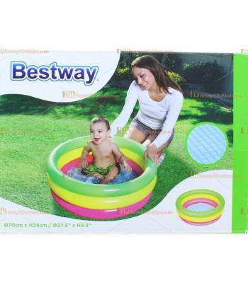 Toptan 70 cm şişme çocuk havuzu