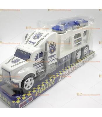 Toptan taşıyıcı tır polis oyuncak fiyatı