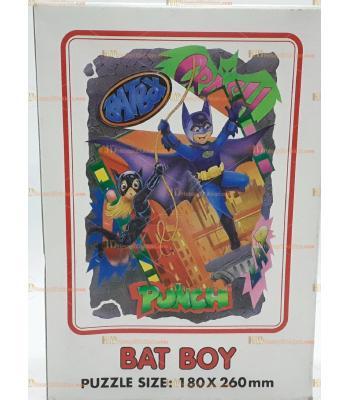 Toptan bat boy karton puzzle