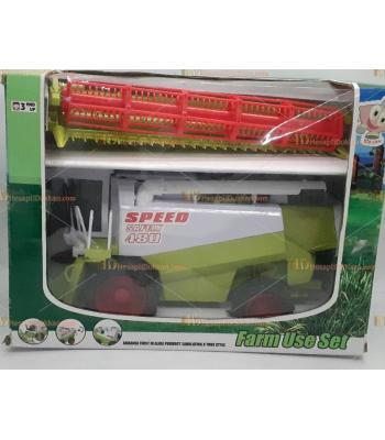 Toptan biçer döver tarım aracı oyuncak