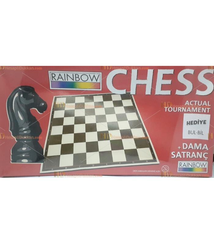 Toptan dama satranç kutulu set