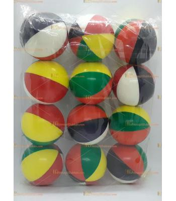 Toptan karpuz dilimi desenli stres topu