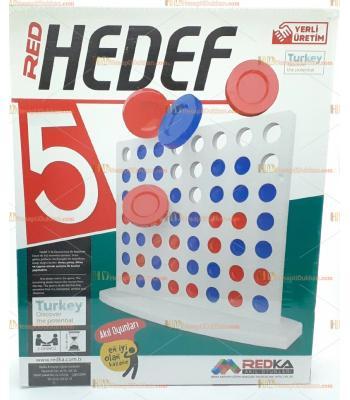 Toptan hedef 5 kutu oyun