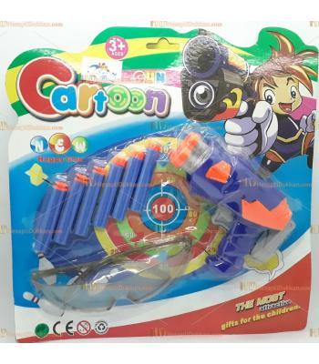 Toptan oyuncak nerf tabanca sünger ok atan SM9007