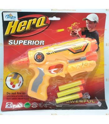 Toptan oyuncak nerf tabanca sünger ok atan SM9008