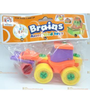 Toptan sök tak eğitici oyuncak dozer