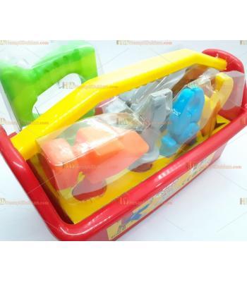 Toptan tamir seti oyuncak tamirci çantalı usta