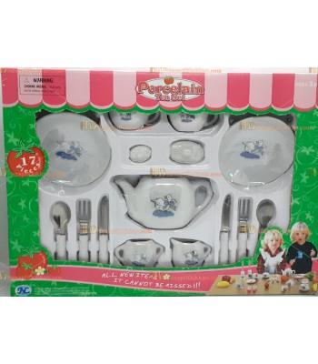 Porselen çay seti oyuncak toptan istoç tahtakale fiyatı