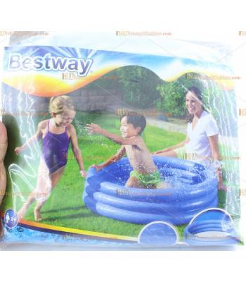 Toptan 1.02 m şişme çocuk havuzu