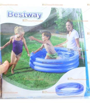 Toptan 1.22 m şişme çocuk havuzu