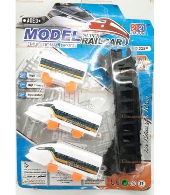 Toptan kartela oyuncak tren hız raylar set