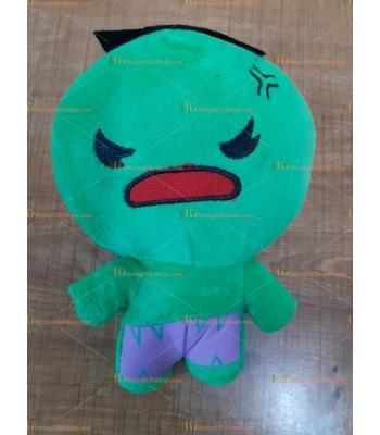 Toptan peluş oyuncak 20 cm zombi