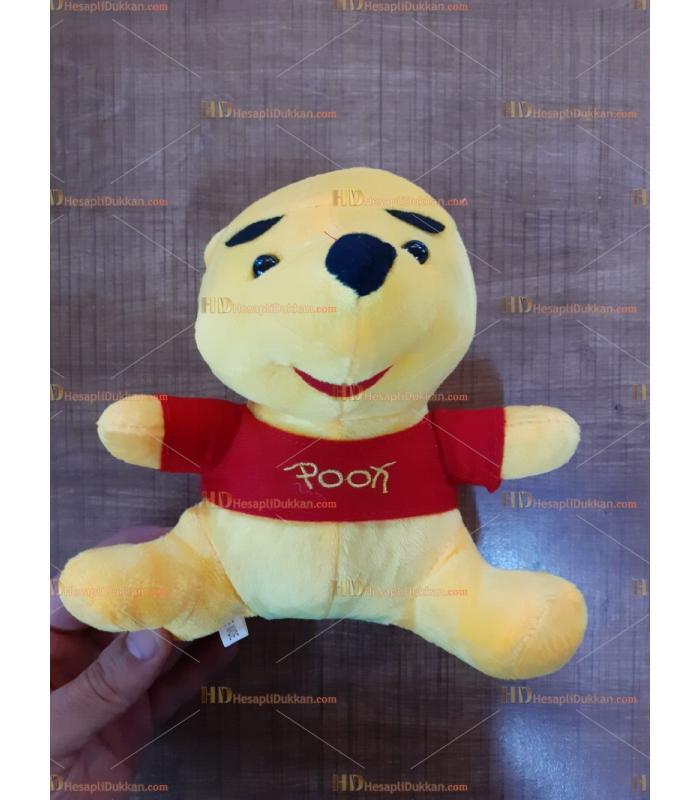 Toptan peluş oyuncak 20 cm winnie the pooh